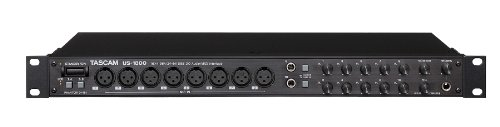 TASCAM US-1800 16-in, 4-out USB 2.0 Audio Interface