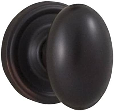 Weslock 00610J1J1SL20 Julienne Knob, Oil-Rubbed Bronze