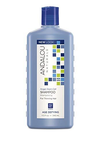 Andalou Naturals Argan Stem Cell Age Defying Shampoo, 11.5 Ounce