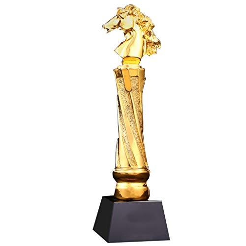 Trofeos Caballo Al Éxito Trophy Sales Company Champion Trophy Award Regalo Puede Estar Señalizados De Deportes De Competición Campeonato Escuela Eventos Premios del Concurso