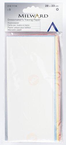 Milvard - Papel de calco para Costura