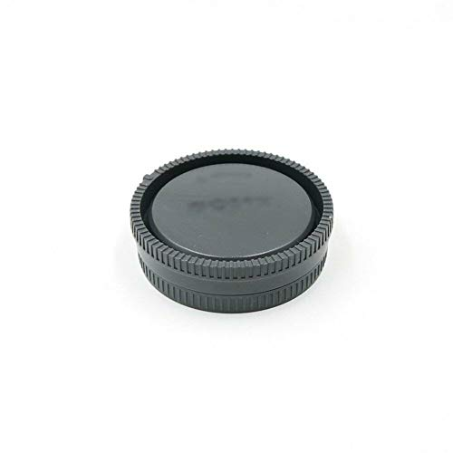 Tush Lens Cap & Boegbeeld Body Cover for Sony E-Mount NEX camera A7R A7S A6000 a6300 Fotografie & grafische vormgeving