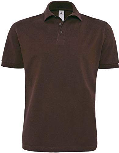 B&c - POLO HOMME HEAVYMILL