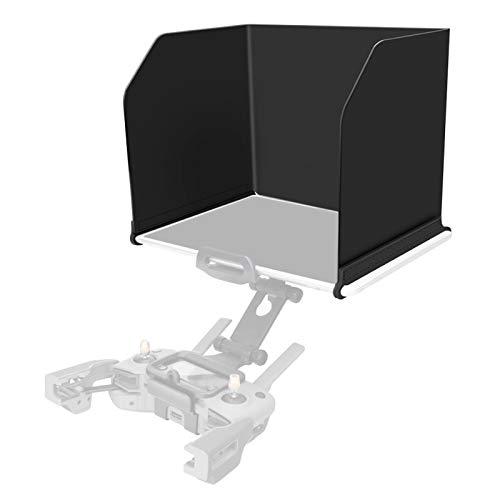 Monitor Tablet Parasole Parasole per Mavic Air 2 Mini PRO 2 Spark, Visiera antiriflesso Parasole Cappuccio Parasole a sgancio rapido Accessori