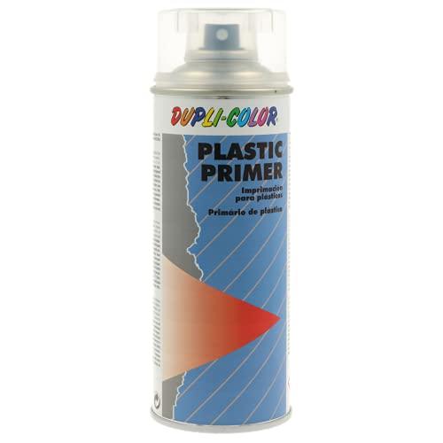 DUPLI-COLOR 327292 Plastic Primer 400 ml, Transparent