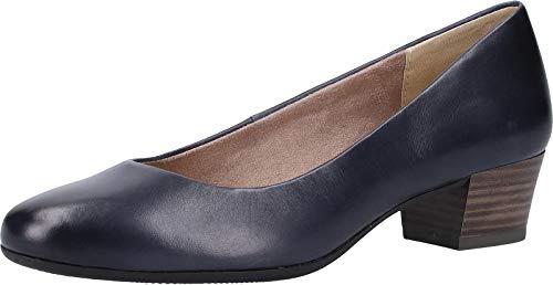 MARCO TOZZI Middleham Womens Court Shoes 40 EU Marineblau