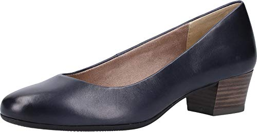 MARCO TOZZI Middleham Womens Court Shoes 40 EU Marineblau