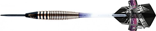 XQMAX Originals Andy Hamilton Steel Dart, 100% Brass, 21g
