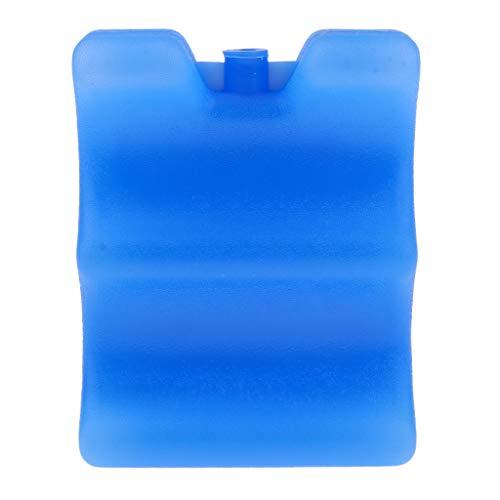 72 glace Compresses Les Blocs réfrigérants pour glacière ou Glacière par 200 ml compresse