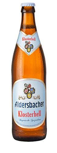 Aldersbacher Klosterhell 0,5l Mehrweg (18x 0,5l)