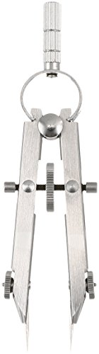 ドラパス 独式小型スプリングコンパス 両針 02052