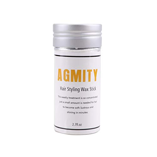 AGMITY Hair Wax Stick for Cool People, Slick Stick for Hair Matte Separation Workable Wax 2.7 Oz for Women and Men
