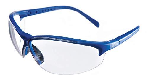 Dräger Schutzbrille X-pect 8340 Scheibe aus PC UV-Schutz: 99,9% Bügelbrille incl. Antikratz+Antibeschlag