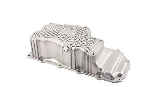 Schnecke Engine Oil Pan Fits select 2.0L CHRYSLER(2000 CIRRUS)(97-97 NEON) DODGE(97-05 NEON)(97-00 STRATUS)(03-05 SX 2.0) PLYMOUTH(97-00 BREEZE)(97-01 NEON) replaces 4777300AB, 4777300AD, 4777300AE