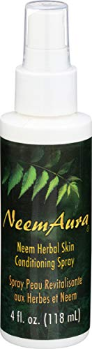 Neema, Outdoor Spray Herbal, 4 Fl Oz