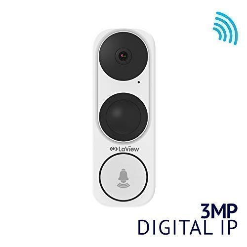 LaView WiFi Video Doorbell