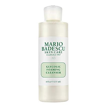 Mario Badescu - Limpiador espumante glicólico (177 ml)