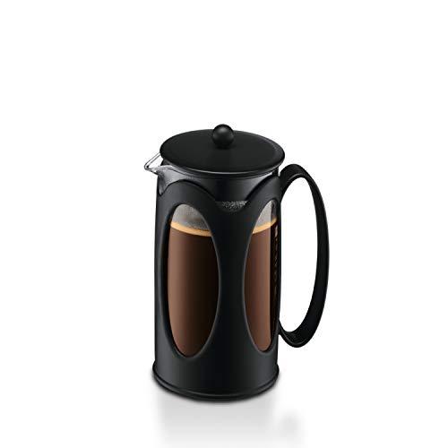 BODUMボダムKENYAケニヤフレンチプレスコーヒーメーカー350mlブラック【正規品】10682-01J