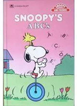 Snoopy's ABC's (Snoopy's Books for Beginners): Charles M