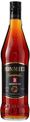 Ron guanche arehucas miel 70cl 20º