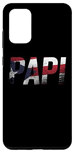 Galaxy S20+ Puerto Rico Patriotic Papi Pride Case