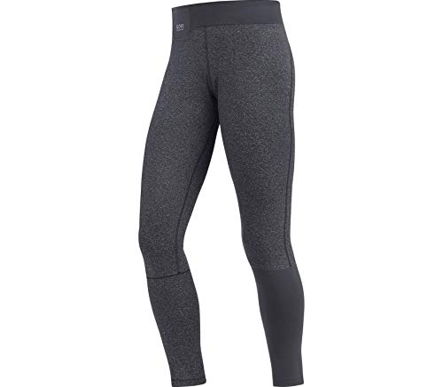 GORE WEAR Damen Sunlight Lady Thermo Hose, Raven Braun, 38