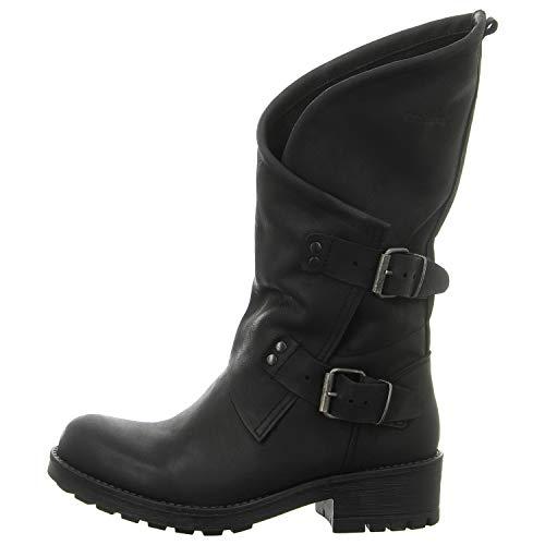 Coolway Alida, Boots femme - Noir (Black), 36 EU
