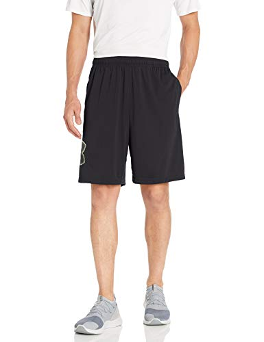 Under Armour Men's Tech Graphic Shorts , Black...