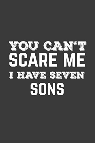 You Can't Scare Me I Have Seven Sons: Rodding Notebook
