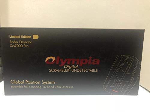 Discover Bargain Olympia Digital Xxs7000