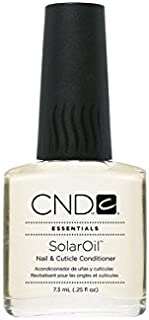CND Essential Oil Apres-shampooing Nail and Cuticle solaire  0 25  Fluid Ounce CND  Beauty   English Manual