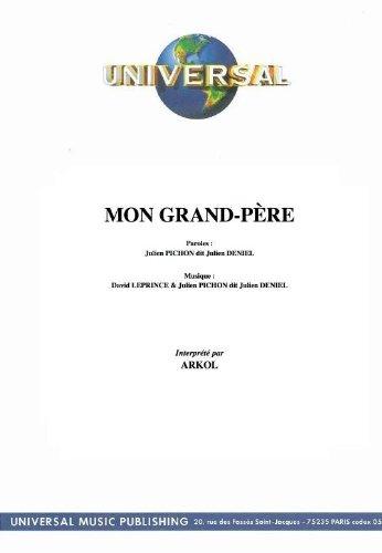 MON GRAND-PERE