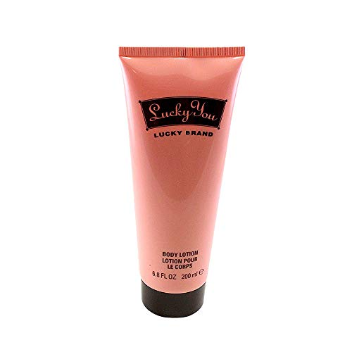 Lucky Brand Lucky You Body Lotion for Women, 6.7 Ounce
