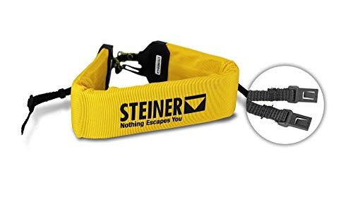 Steiner ClicLoc Floating Strap for Marine Binoculars, Fits Commander Models