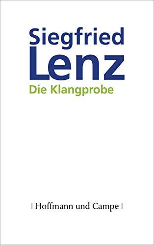 Buchseite und Rezensionen zu 'Die Klangprobe: Roman' von Lenz, Siegfried