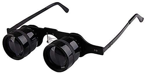 Lupa de Diadema, telescopio, Senderismo, Concierto, Juego de fútbol, Gafas binoculares al Aire Libre para Pescar