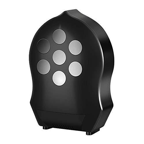 Adaskala Lámpara antimosquitos para el hogar Lámpara de Trampa para Mosquitos por inhalación Moscas eléctricas de Insectos Lámpara de Trampa LED Zapper Ventilador de succión Fuerte Alimentado por USB