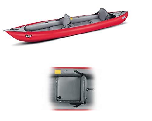 Gumotex - Nuovo kayak a tubo, THAYA, 2 persone + seggiolino per bambini - VERTRIEB attraverso prodotti Holly -