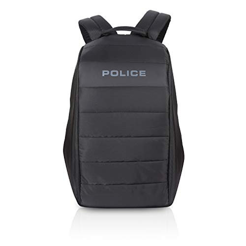 Police BORE Anti Theft 15.6 inch Laptop Backpack