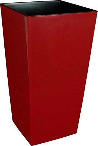 Hochkübel finezia 19 x 19 x 36 cm (rouge)