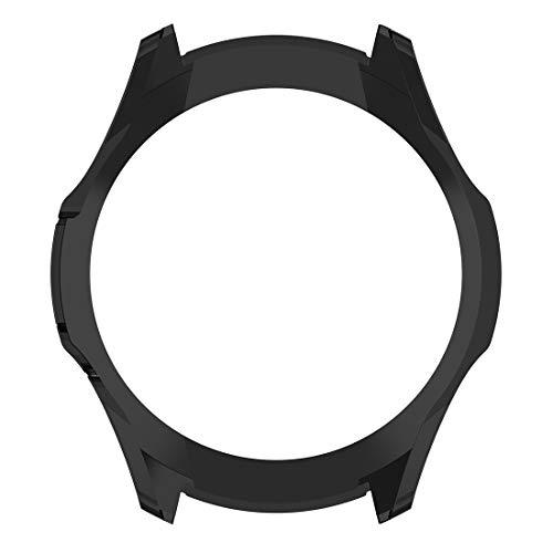 LOKEKE - Custodia protettiva per TicWatch Mobvoi S2, in policarbonato morbido, per smartphone...
