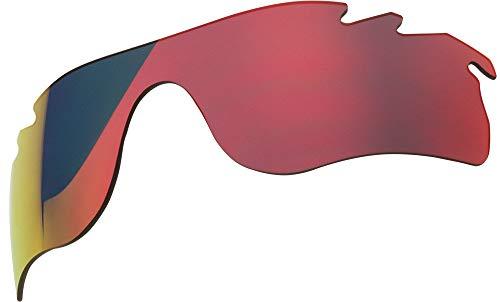 ZEROブランド オークリー RADARLOCK PATH用交換レンズ RED MIRROR VENTED