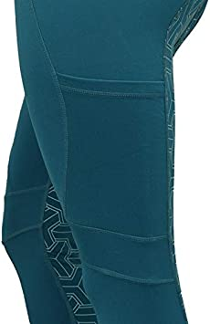 Scorching North Thermo Pantalones de Montar para Clima fr/ío