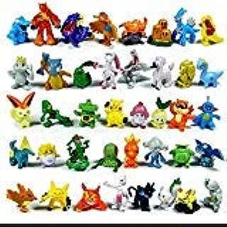 Pokemon Jouet Jeu de Mini figurines 24, 48,144 pcs/set Pokemon Allez Monstre grand Cadeau