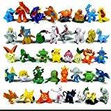 Pokemon Toy Set Mini Action Figures 24, 48,144pcs/set Pokemon Go Monster great Gift (24pcs)