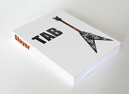 Slayer Angel of Death Tablature (English Edition)