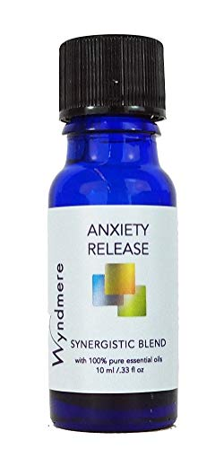 Wyndmere Anxiety Relief & Stress Release Essential Oil for...