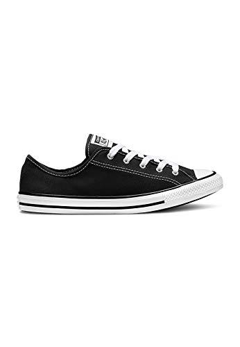 Converse Chuck Taylor All Star Sneaker damskie buty typu sneaker, czarny - czarny - 37 eu