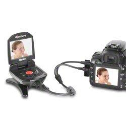 Aputure Gigtube GT1N Fernauslöser mit Live View Display Winkelsucher für Nikon D700/D300