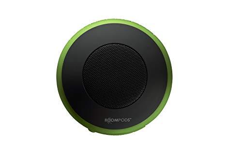 Boompods AQPGRN wasserdichter Bluetooth Lautsprecher Grün